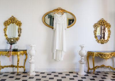 vestido MOnte MOlar simetria